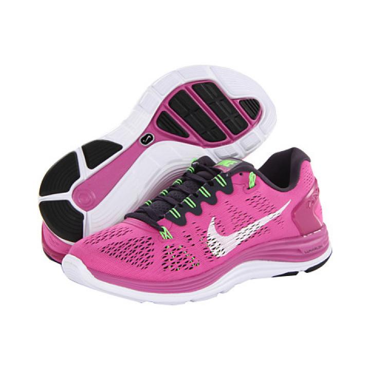 Кроссовки Nike Lunarglide+ 5 розовые в Украине